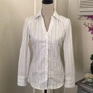 Express Design studio strip business blouse